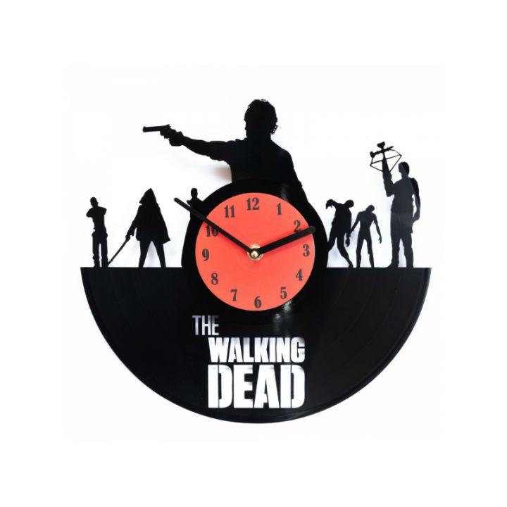 Виниловые часы на стену The Walking Dead