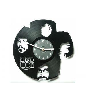 "Виниловые часы ""Kings of Leon"""