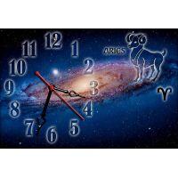 Часы настенные зодиак Овен