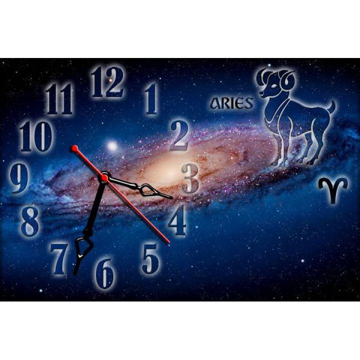 Годинник настінний зодіаку Овен