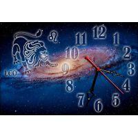 Часы настенные зодиак Лев