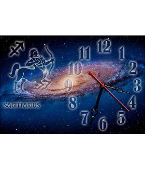 Часы настенные зодиак Стрелец