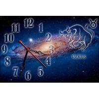 Часы настенные зодиак Телец