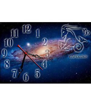 Часы настенные зодиак Козерог