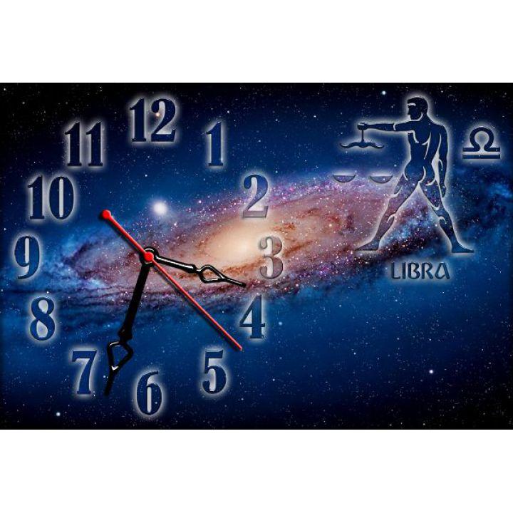 Годинник настінний зодіаку Терези