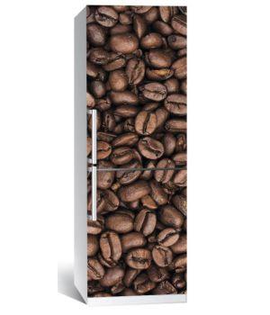 Наклейка на холодильник Кофе 650х2000 мм