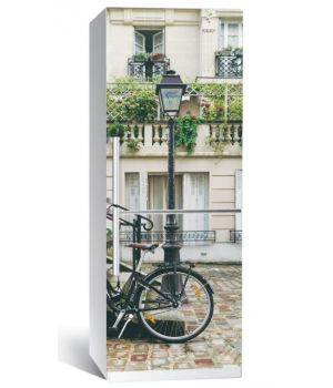 "Наклейка на холодильник ""Велосипед"" 650х2000мм"