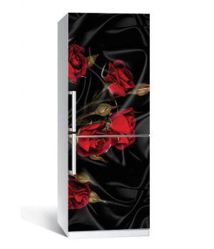Наклейка на холодильник Троянда Tassin 01 650х2000мм