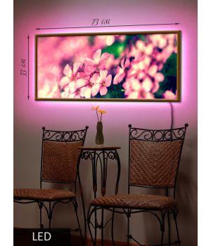 LED Картина Весеннее настроение