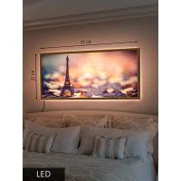 LED Картина Немного Франции