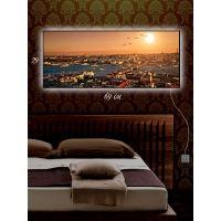 Картина с подсветкой 29х69 Центр туризма