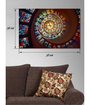 Часы-картина Мозаика