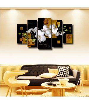 Орхидеи и золото