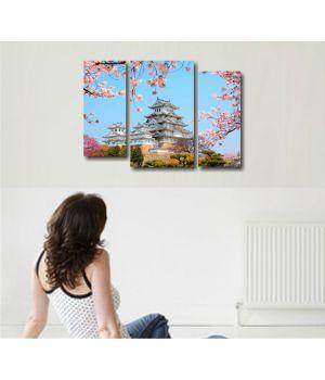 Химэдзи-замок белой цапли. Япония