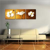 Белые цветы (триптих)