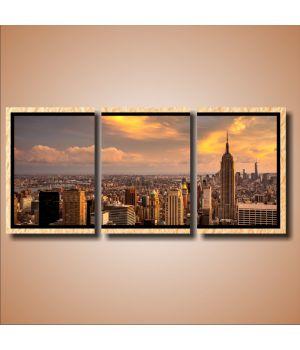 Нью-Йорк. Триптих