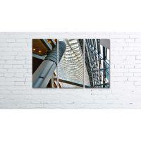 Модульна картина-триптих Pr2404281, 90х60 см