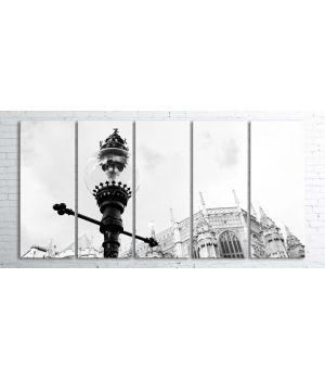 Модульна картина на полотні AS1329, 100х200 см