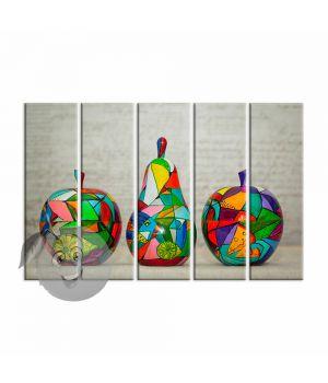 Картина Цветные фрукты