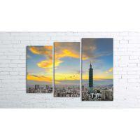 Картина-триптих AB168 ,80х106 см