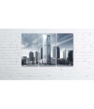 Модульная картина-триптих Pr2404228, 90х60 см