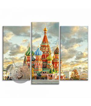 Картина Храм Василия Блаженного