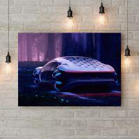 Картина на полотні Future car, 50х35 см