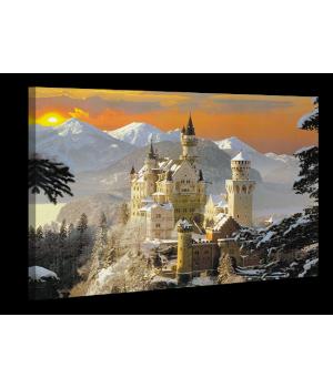 Картина на холсте XP104, 50х70 см