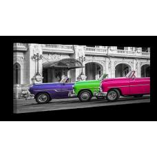 Оригинальная дизайнерская картина XP039, 50х100 см