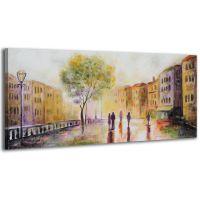 Картина на полотні RRH120, 50x100 cм