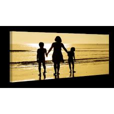 Оригинальная дизайнерская картина XP040, 50х100 см