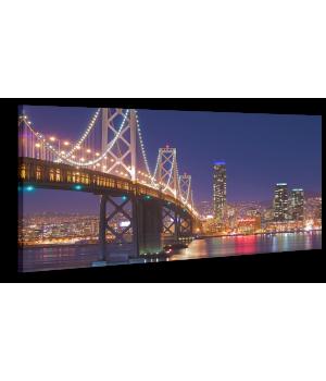 Оригінальна дизайнерська картина XP161, 50х100 см