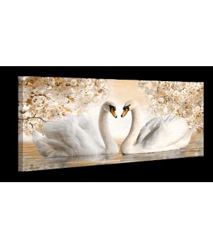 Оригинальная дизайнерская картина XP080, 50х100 см