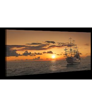 Оригінальна дизайнерська картина XP162, 50х100 см