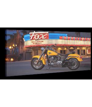 Оригінальна дизайнерська картина XP164, 50х100 см