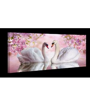 Оригинальная дизайнерская картина XP075, 50х100 см