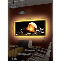 LED Картина Лампочка