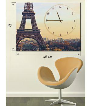 Часы-картина на холсте 181