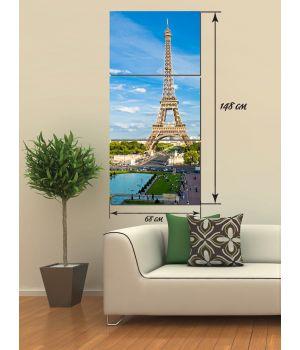 Модульная картина на холсте Французская Ривьера