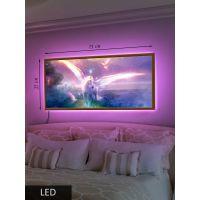 LED Картина Пегасы