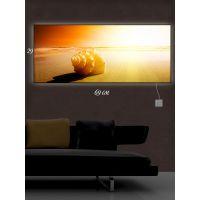 Картина с подсветкой 29х69 Звуки моря