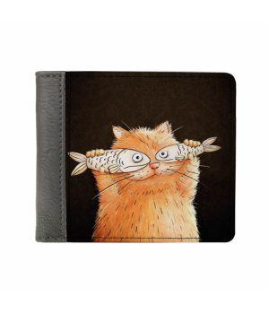 Стильний красивий гаманець, 76360, екошкіра