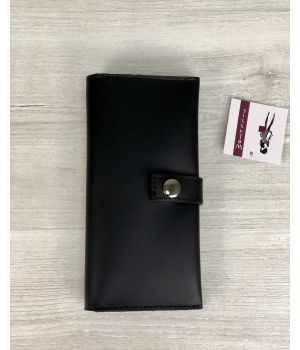 Женский кошелек черный, 76402