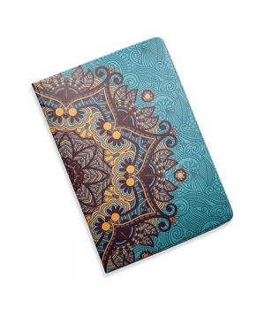 Красива яскрава обкладинка холдер для паспорта, 76384