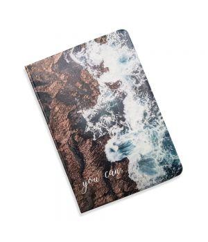 Красивая обложка холдер для паспорта, 5 в 1 Океан