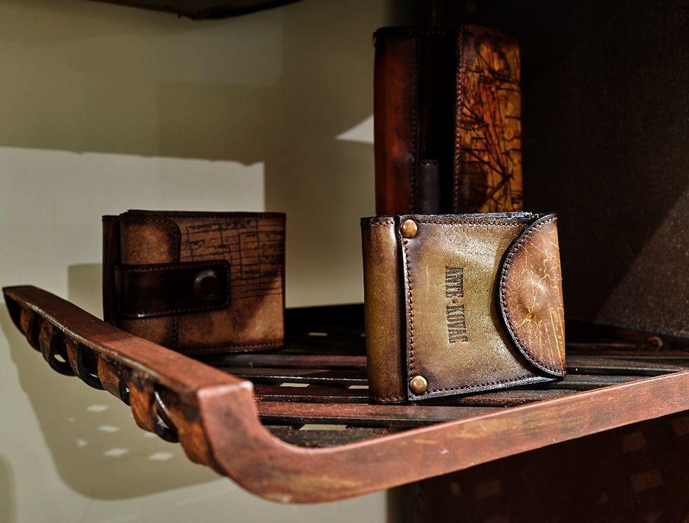 История изобретения кошелька