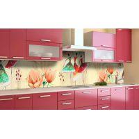 Наклейка виниловая кухонный фартук 60х300 см Девушки Феи