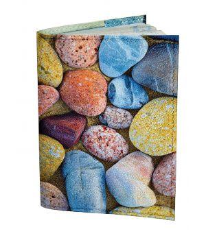Обложка для паспорта DevayS Maker DM 0202 Камни морские разноцветная (01-0202-459)