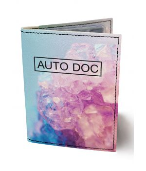 Обложка для автодокументов DevayS Maker DM 0202 Кристалл разноцветная (02-0202-464)