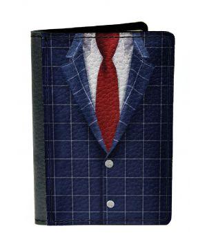 Обкладинка для автодокументів DevayS Maker DM 02 Краватка різнобарвна (02-0102-443)